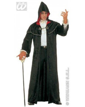 Costume Dark Templar L Tunica C/Cappuccio