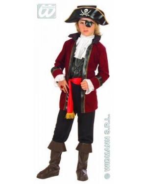 Costume Pirata Isola Del Tesoro 8/10 Cm140