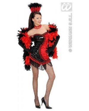 Costume Showgirl Las Vegas M
