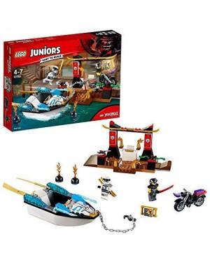 LEGO 10755 lego juniors ninjago zane inseguimento barca ninja