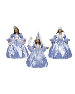 Costume Topina Spagn Diavol 6/8 Tre In Uno