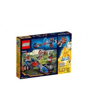 LEGO 70319 lego nexo knights la tri-moto tuonante di macy
