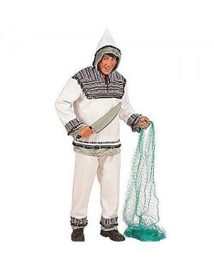 Costume Eschimese S In Flanella