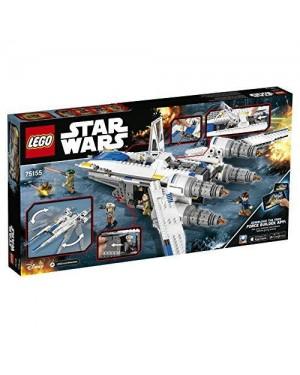 LEGO 75155 lego star wars confidential episode viii n.4