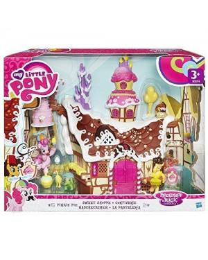 hasbro b3594eu4 my little pony pasticceria di pinkie pie