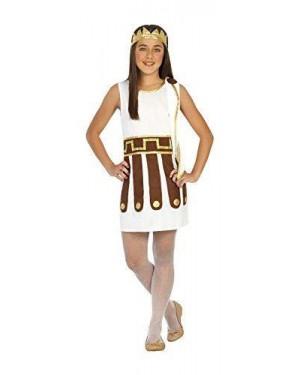 ATOSA 20571 costume romana 3-4 bianco