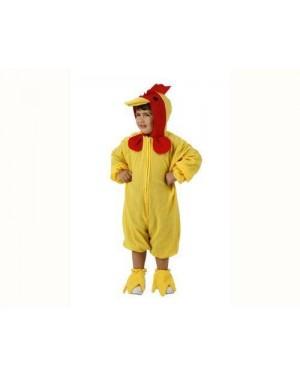 Costume Da Pulcino. 7-9
