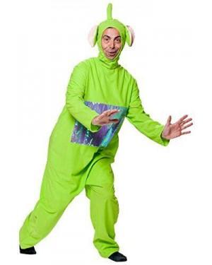 Costume Teletubbies Verde - Dipsy T.U.
