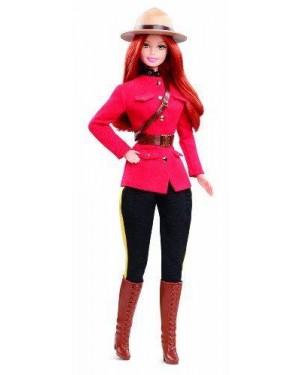 MATTEL 8422X barbie dow canada da collezione