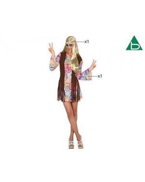 Costume Hippie Xs-S