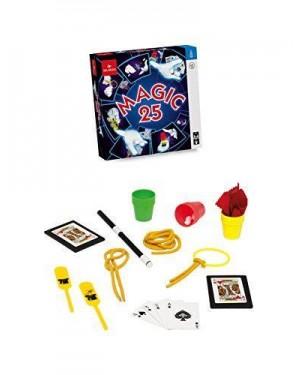 dal negro 055663 magic 25 giochi di magia