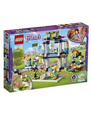 LEGO 41338 lego friends l'arena sportiva di stephanie