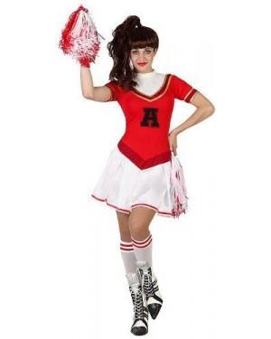 Costume Ragazza Pon Pon, Adulto T1 Xs\S cheer leader