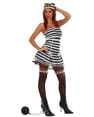 Costume Carcerata Sexy M
