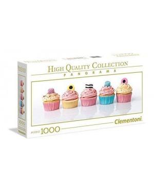 CLEMENTONI 39425 puzzle 1000 hqc panorama cupcakes #87682