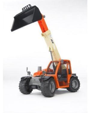 bruder 02140 trattore con benna telescopica bruder 38x17 1/16
