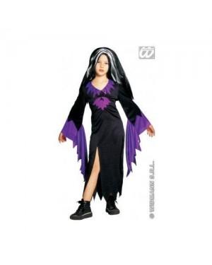 Costume Mortisia 8/10 Cm 140