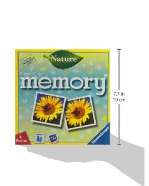 ravensburger 26633 memory natura nature