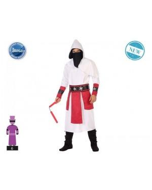 ATOSA 56517 costume ninja t-2