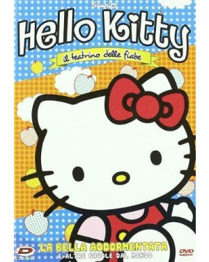 terminal video  dvd hello kitty bella addormentata