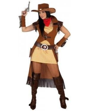 Costume Cow Girl T-2
