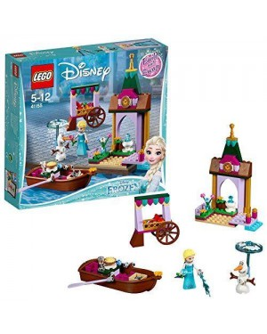 LEGO 41155 lego disney princess avventura al mercato di elsa