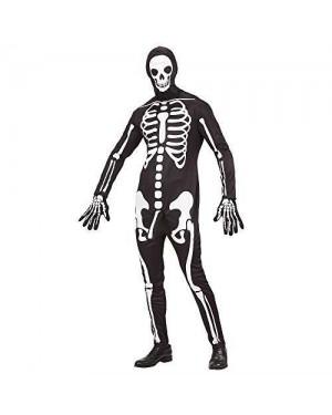 WIDMANN 03692 costume scheletro arrapato m sexy