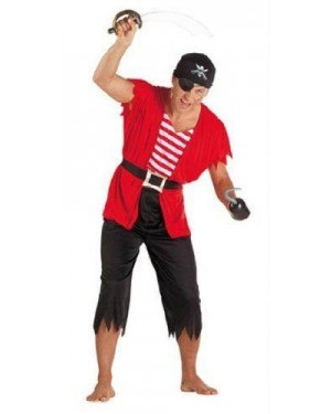 Costume Pirata Xl