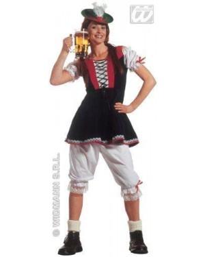 Costume Donna Bavarese M Tirolese