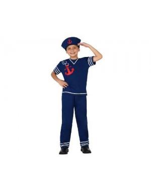 ATOSA 23846.0 costume da marinaio, bambino t. 3