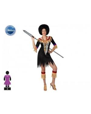 ATOSA 15297.0 costume zulu sexy, adulto t. 1
