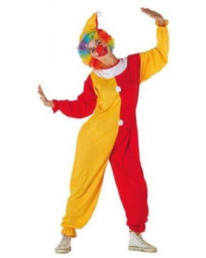 Costume Clown T.U. Economico