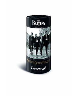CLEMENTONI GT21200D PUZZLE LATTA 500 BEATLES -  LOVE ME DO