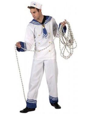 Costume Marinaio Bianco T-3