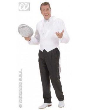 widmann 87963 costume frac uomo l bianco