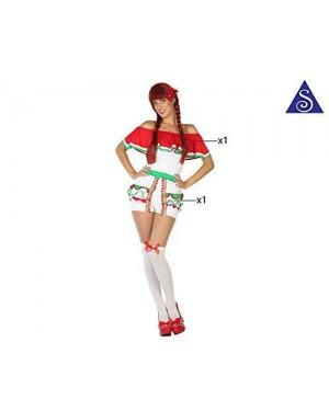 Costume Messicana Xs-S