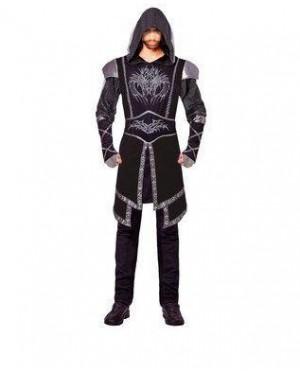 WIDMANN 07732 costume assassins creed m nero