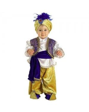 Costume Baby Aladino 6 Mesi