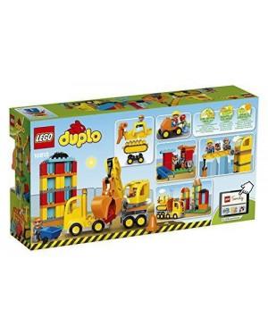 LEGO 10813 lego duplo town grande cantiere
