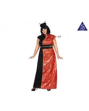 Costume Cinese Donna Xl