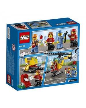 LEGO 60100 lego city airport starter set aeroporto