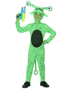 Costume Alieno Bambino T-2