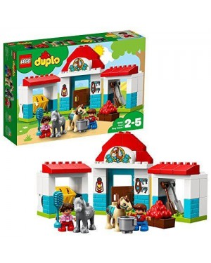 LEGO 10868 lego duplo town stalla dei pony