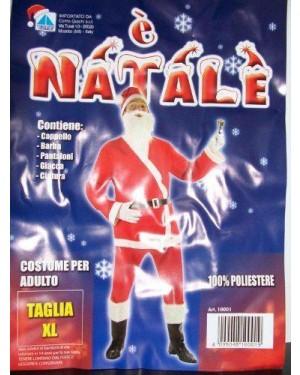 Costume Babbo Natale Xl Panno Economico