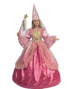 CIAO 10030 costume tre in uno sogno rosa 8-10 anni