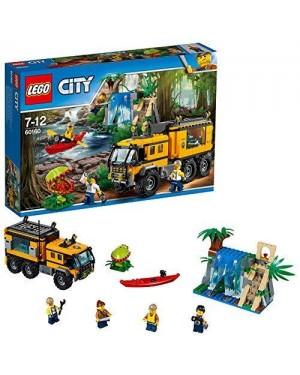 LEGO 60160.0 lego city jungle explorers laboratorio mobile nell