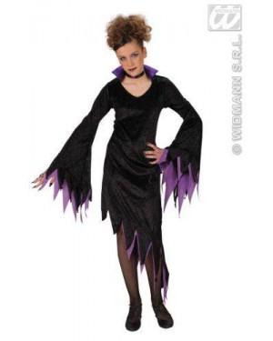 Costume Strega Dark Mistress 8/10 Cm 140