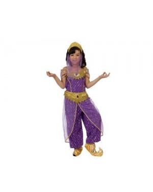 Costume Bambina Araba T2 5-6 Anni