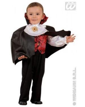 Costume Vampiro Cm 98/104 1/2 2/3