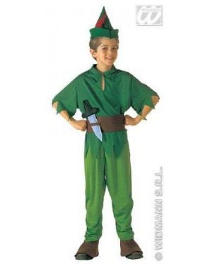 Costume Peter Pan 11/13 158Cm